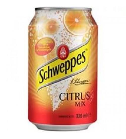 Schweppes Citrus (Цитрус)  0,33х12