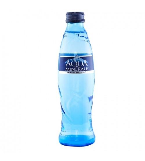 Аква-Минерале 0,26х12 Газ стекло
