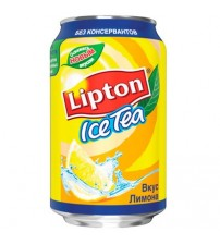 Липтон 0,25х12 лимон