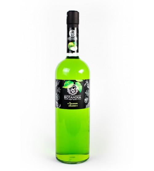 Сироп BOTANIKA 1л Зеленое Яблоко