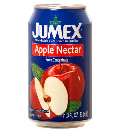 Джумекс (Jumex) 0,355х12 Яблоко