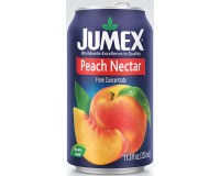 Джумекс (Jumex) 0,355х12 Персик