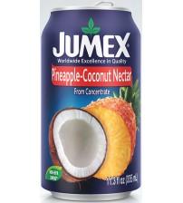 Джумекс (Jumex) 0,355х12 Кокос/Ананас