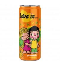 Love is (Лов Из) Ананас и Апельсин 0,33х12