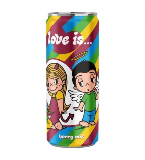 Love is (Лов Из) Ягодный микс 0,33х12