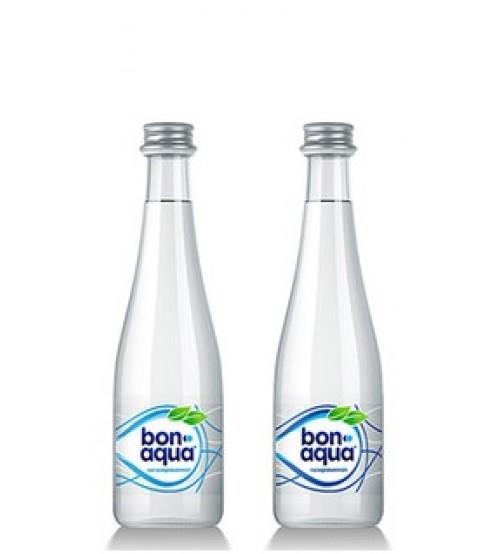 Бон-Аква 0,33х12 Газ стекло
