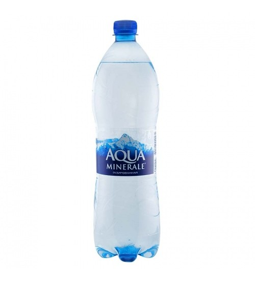 Аква-Минерале 1х12 Газ пластик