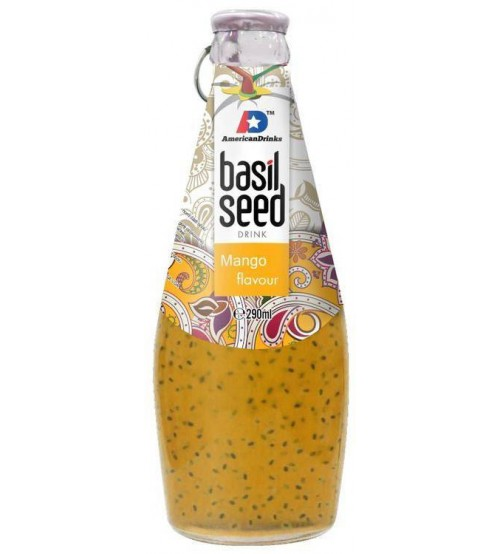 Basil Seed Пряное Манго 24х290 мл