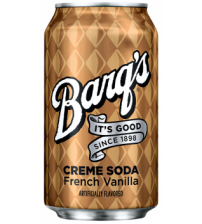 Barg's Cream Soda (Крем-Сода) French Vanilla 0,355х12