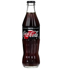 Кока-Кола 0,33х12 Зеро стекло