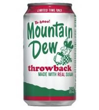 Mountain DEW  Throwback (Маунтин Троубэк) 0,355х12