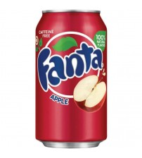 Fanta Apple (Фанта Яблоко) 0,355х12