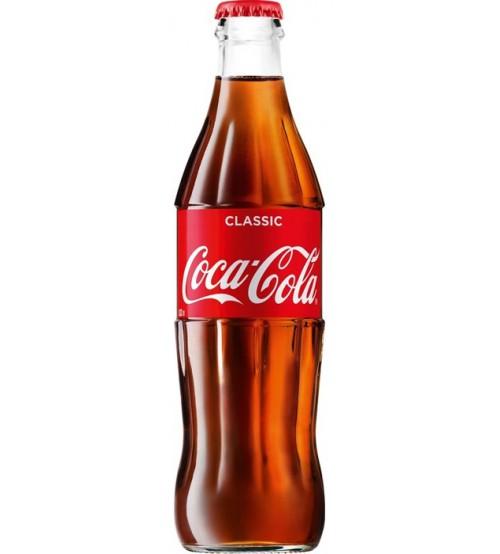 Кока-Кола 0,33х12 стекло