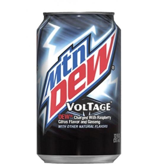 Mountain DEW Voltage (Маунтин Дью Вольтаж) 0,355х12