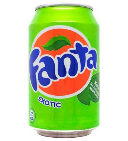 Fanta Exotic (Фанта Экзотик) 0,355х12