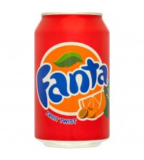 Fanta Fruit Twist (Фанта Фруит Твист) 0,355х12