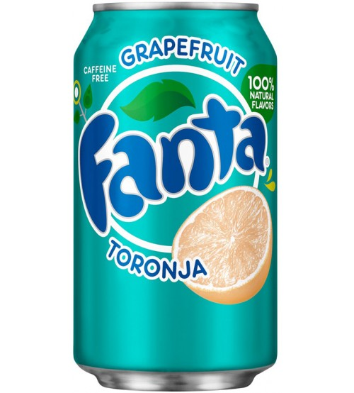 Fanta Grapefruit (Фанта Грейпфрут) 0,355х12