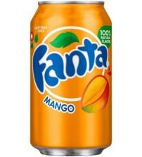 Fanta Mango (Фанта Манго) 0,355х12