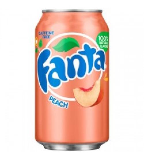 Fanta Peach (Фанта Персик) 0,355х12