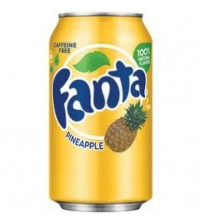 Fanta Pineapple (Фанта Ананас) 0,355х12