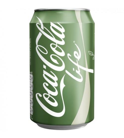 Coca-Cola Life (Кока-Кола Лайф) 0,355х12