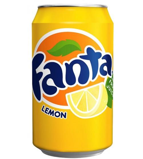 Fanta Lemon (Фанта Лимон) 0,355х12