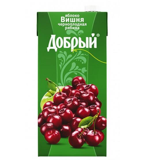 Добрый 2,0х6 Вишня/Черноплодная Рябина/Яблоко