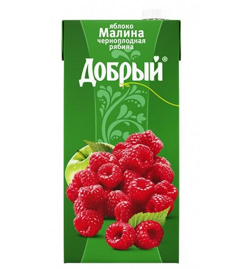Добрый 2,0х6 Малина/Черноплодная Рябина/Яблоко