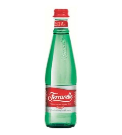Ferrarelle (Феррарелле) 0,33x24 газ стекло