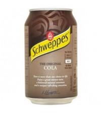 Schweppes Cola (Кола)  0,33х12