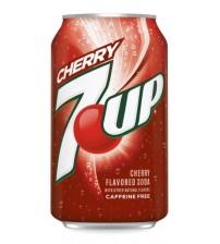 7UP Cherry (Вишня) 0,355х12