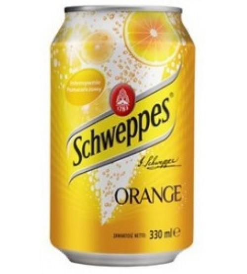 Schweppes Orange (Оранж)  0,33х12