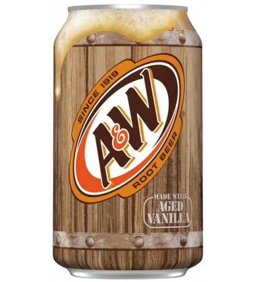 AW Root Beer (АВ Рут Бир) 0,355х12