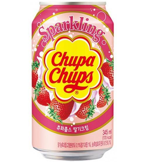 Chupa Chups Клубника 0,345х12