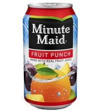 Minute Maid (Минут Майд) 0,355х12 Фруктовый Панч