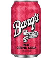 Barg's Cream Soda (Крем-Сода) RED 0,355х12