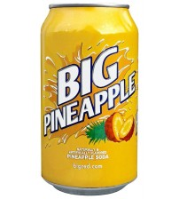 BIG Pineapple (Ананас) 0,355х12