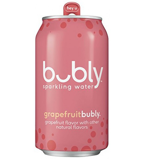Bubly Grapefruit (Грейпфрут) 0,355х8