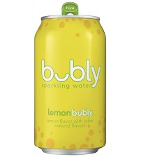 Bubly Lemon (Лимон) 0,355х8