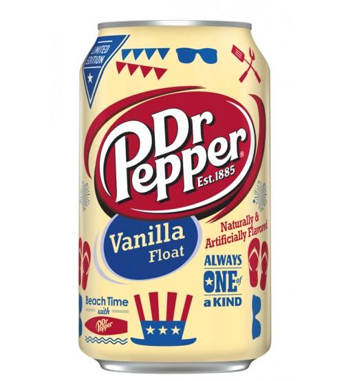Dr. Pepper Vanilla Float (Доктор Пеппер Ванила) 0,355х12