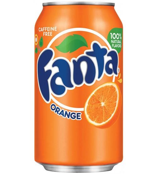 Fanta Orange (Фанта Апельсин) 0,355х12