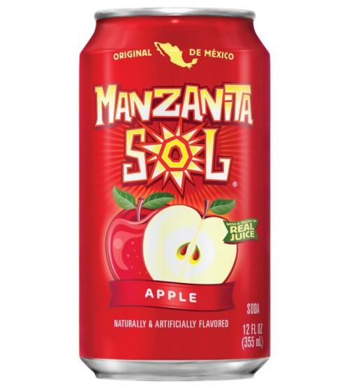 Manzanita Sol (Манзанита) 0,355х12 Яблоко