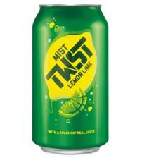 Mist Twist (Мист Твист) 0,355х12 Лимон Лайм