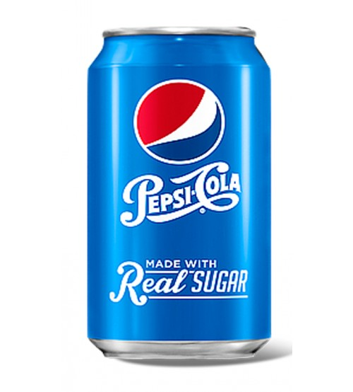 Pepsi-Cola RealSugar (Пепси САХАР) 0,355х12