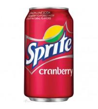Sprite Cranberry (Клюква) 0,355х12