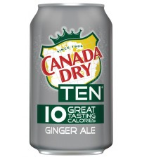 Canada Dry Ten (Тен) 0,355х12
