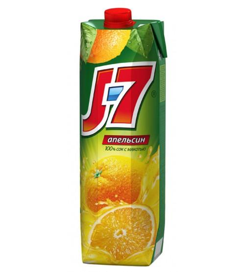 Джей севен (J7) 0,97x12 Апельсин