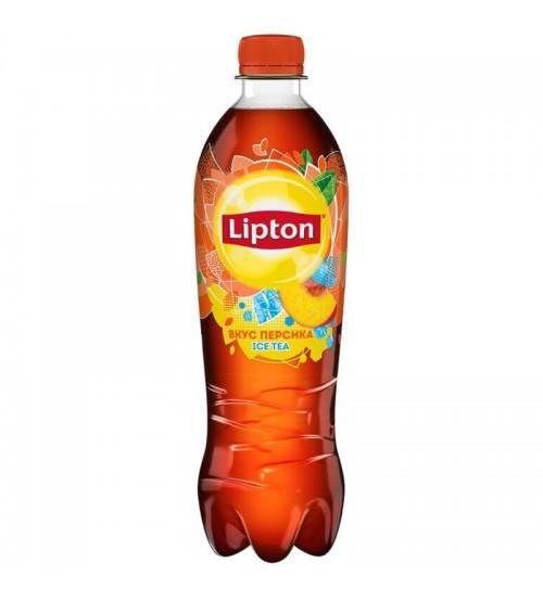 Липтон 0,5х12 пластик Персик