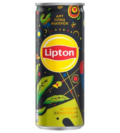 Липтон 0,25х12 зеленый