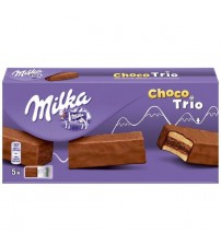Milka  Choco Trio 12х150гр